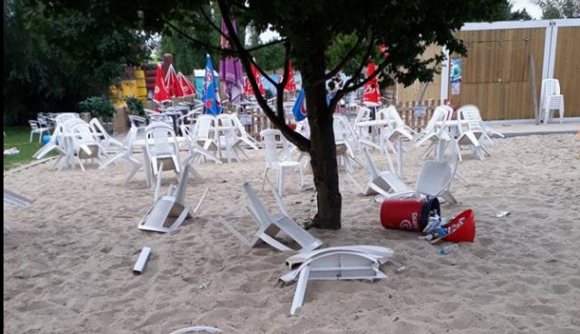 Visé-Plage : identifiés, les vandales sont venus s'excuser