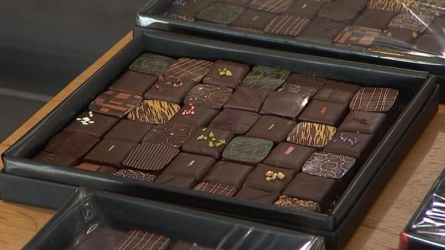 Visite de la chocolaterie Nihant