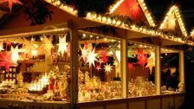 Un marché de Noël près de chez vous?