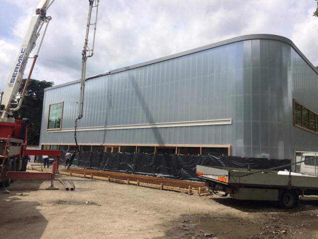 Le Trink-Hall ouvrira en mars 2020