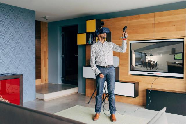 Visiter une maison grâce à la réalité virtuelle, c'est possible!