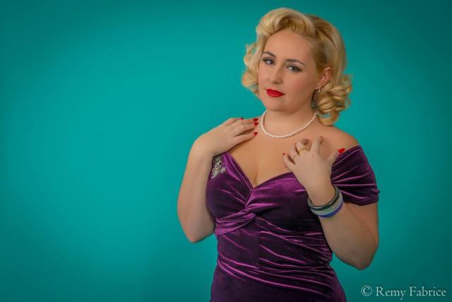 Viva Las Vegas Pin Up Contest : la jeune Liégeoise qualifiée !