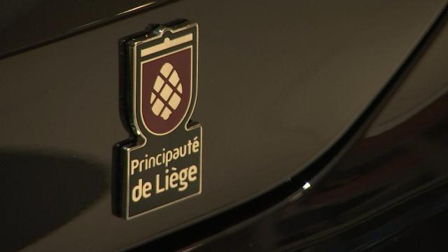 Des voitures griffées Principauté de Liège.