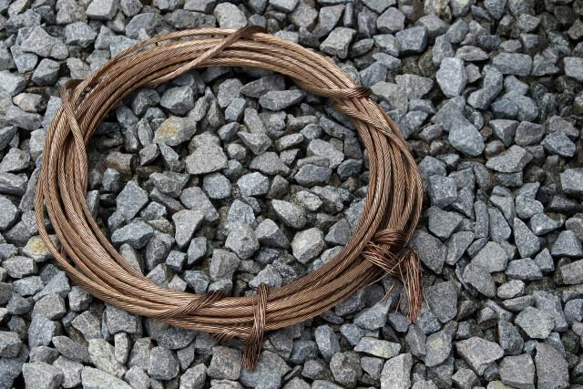 Vol de cable, une vingtaine de personne arrêtées
