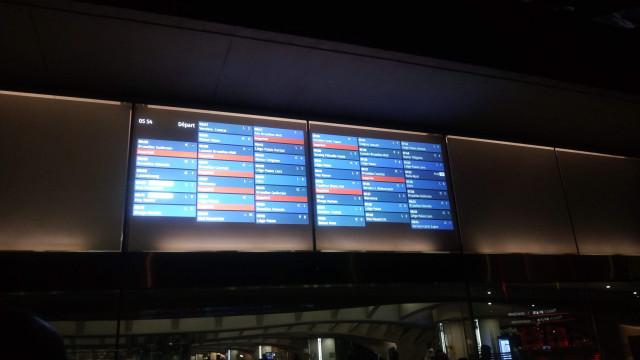 Vol de câbles : pas de trains Liège -Bruxelles  au petit matin