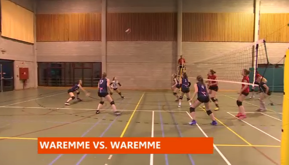 Volley : Derby à Waremme