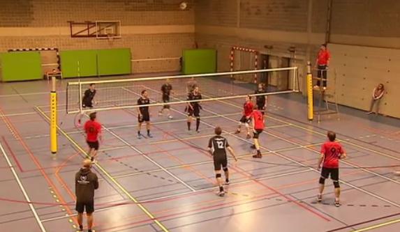 Volley : premier revers à domicile pour Esneux face à Anvers