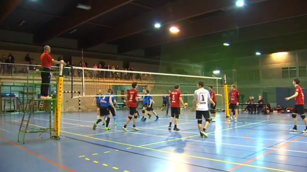 Volley: Esneux - Marchin