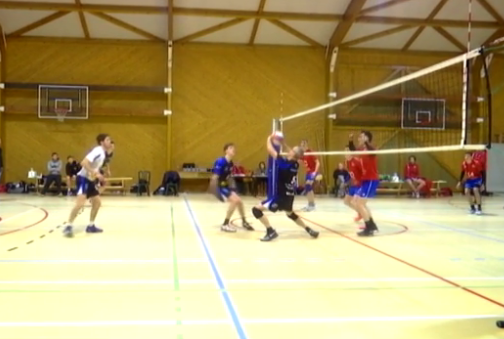 Volley games 17/03