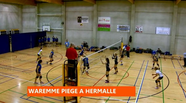 Volley : Hermalle - Waremme