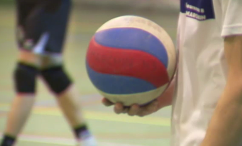Volley : Marchin - Lommersweiler