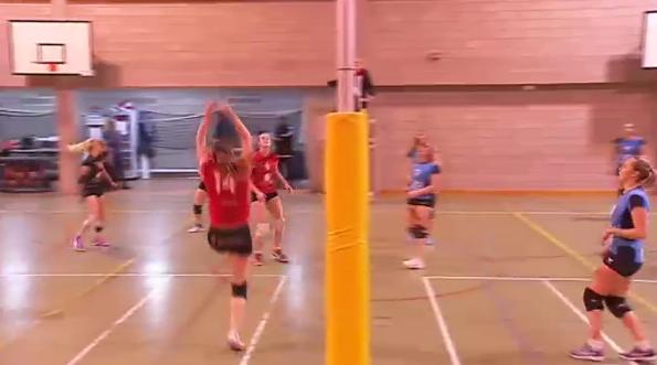 Volley: Saint-Louis Waremme - Dison-Pepinster