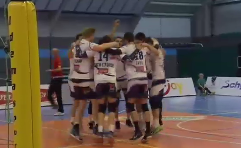 Volley : VBC Waremme se sauve