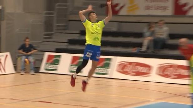 Volley: Waremme - Axis Guibertin