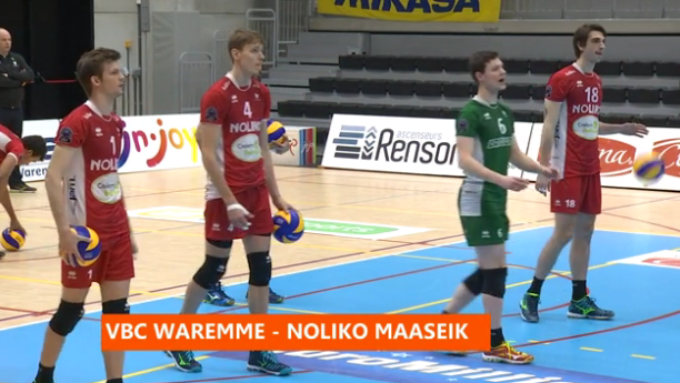 Volley : Waremme - Maaseik
