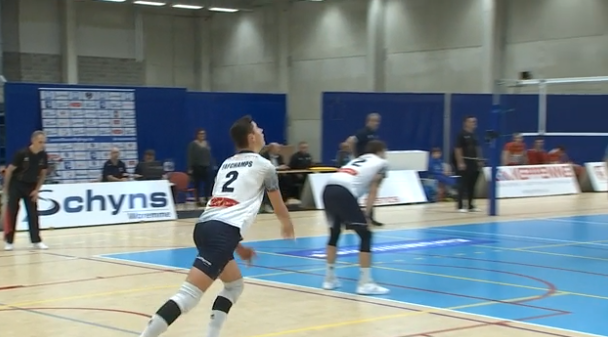 Volley: Waremme - Maaseik