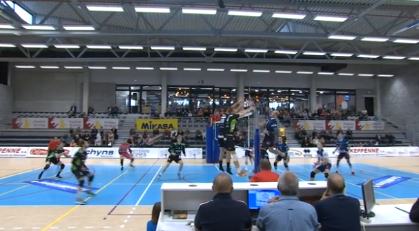 Volley: Waremme - Menen