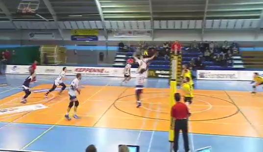 Volley : Waremme VBC - Amigos Zoersel