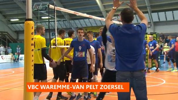Volley : première victoire en championnat pour  Waremme