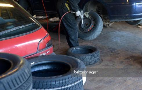 Vous pouvez faire changer vos pneus hiver