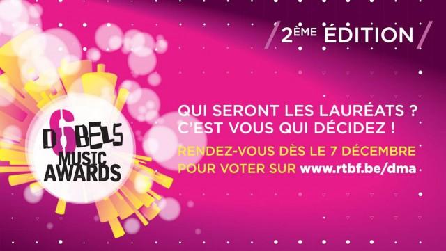 Vous pouvez voter pour les artistes liégeois aux D6Bels Music Awards