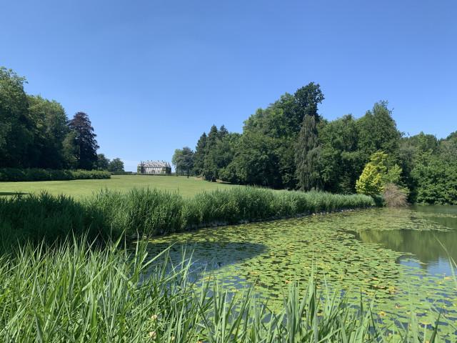 Vu du Ciel : 5 parcs et jardins exceptionnels de Wallonie