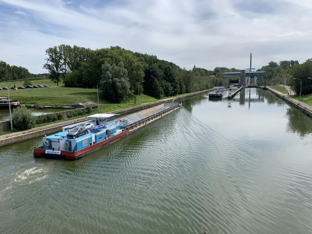 Vu du Ciel : 5 sites au fil de l'eau en Wallonie