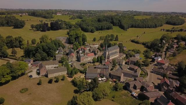 Vu du Ciel de l'été : 5 beaux villages en Province de Liège