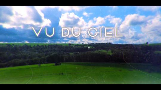 Vu Du Ciel : les collégiales autour de Liège
