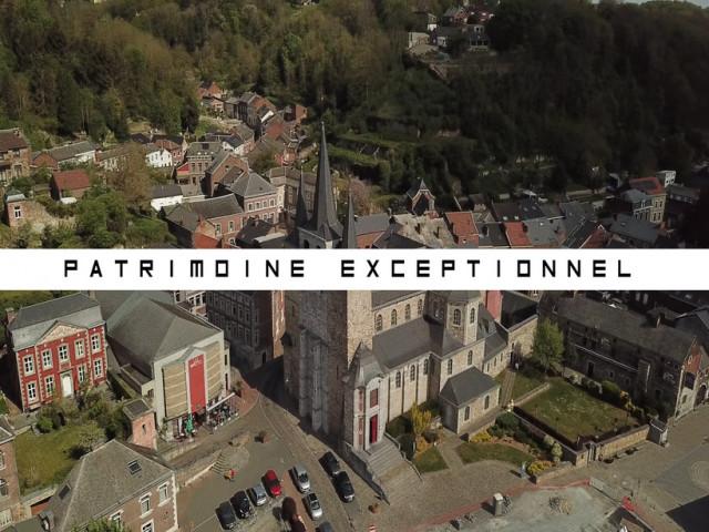 Vu du Ciel : Patrimoine exceptionnel de Wallonie - 1