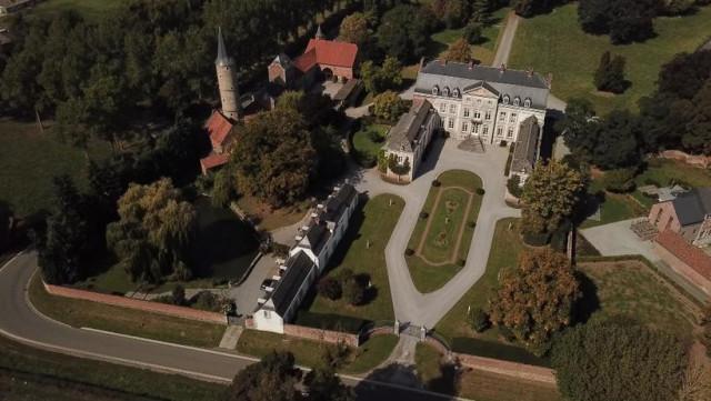 """""""Vu du Ciel"""" : Villers-le-Bouillet et Faimes"""