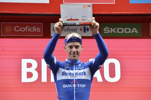 Vuelta : nouvelle victoire d'étape pour Philippe Gilbert !