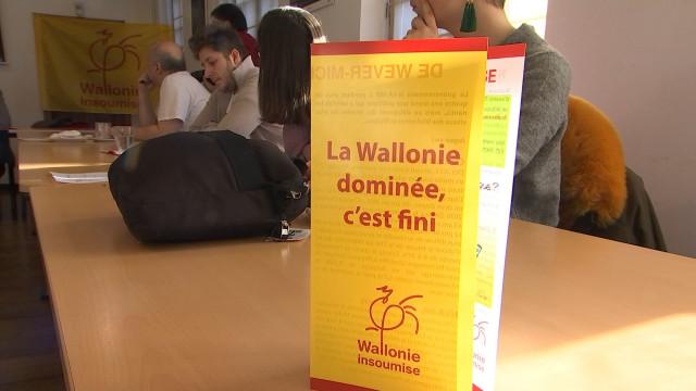 Wallonie Insoumise et élections