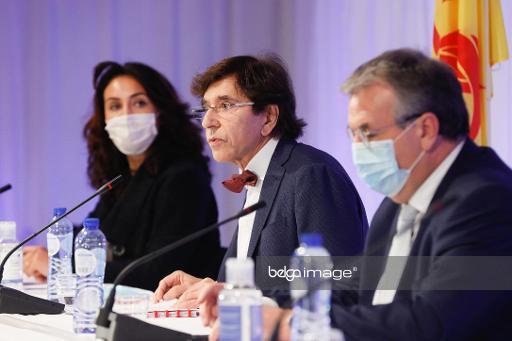 Wallonie :  mesures plus strictes contre la Covid-19