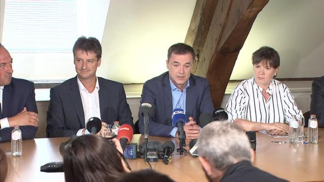 Wallonie : voici le nouveau gouvernement MR-cdH