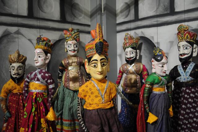 Wanze : le festival de la marionnette