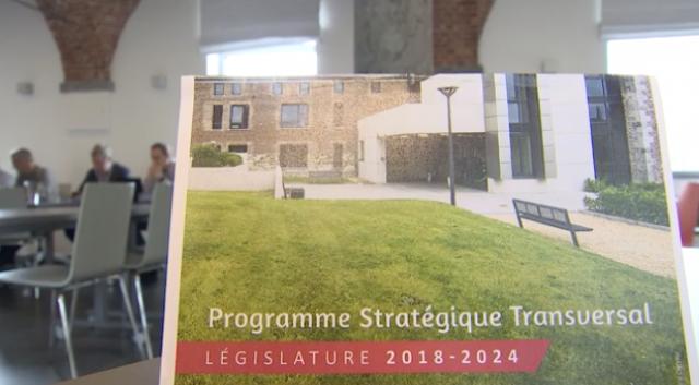 Wanze : le Plan Stratégique Transversal 2018 - 2024