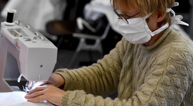 Wanze recherche des volontaires pour coudre des masques en tissu