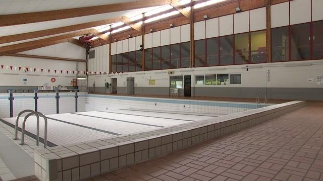 Wanze : Un espace de travail à la piscine pour les étudiants