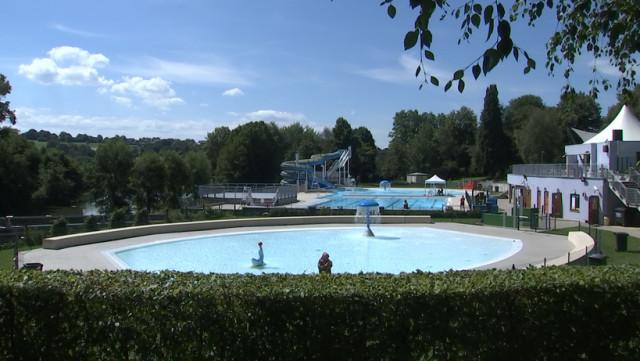 La piscine de Wégimont pour vous tout seul ou presque !