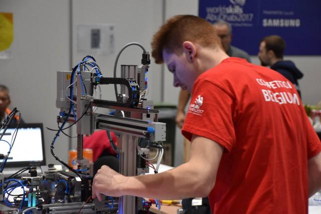 Worldskills 2017 : la formation technique en compétition à Abu Dhabi