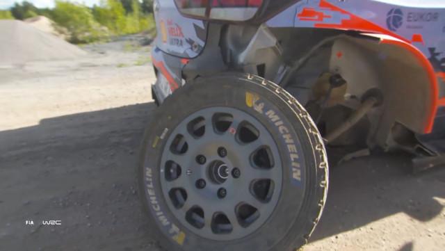 Zapping sports: la roue de l'infortune pour Neuville/Gilsoul
