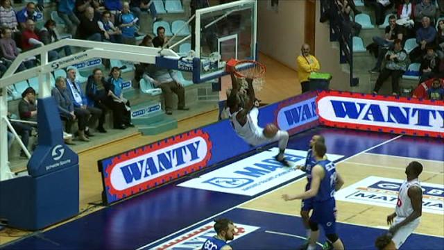Zapping sports: Liège Basket stoppe l'hémorragie